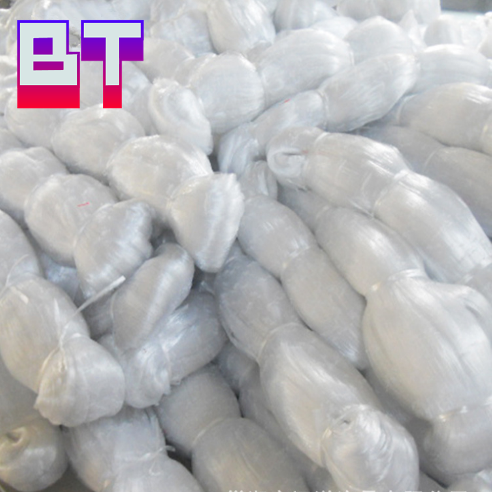Fishing Net Nylon Silk Nets Monofilament Gill Net semi-finished products