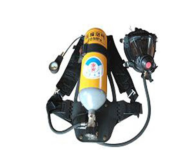 Hot sale fire fighting air supply breathing apparatus scba fire fighting emergency breathing apparatus