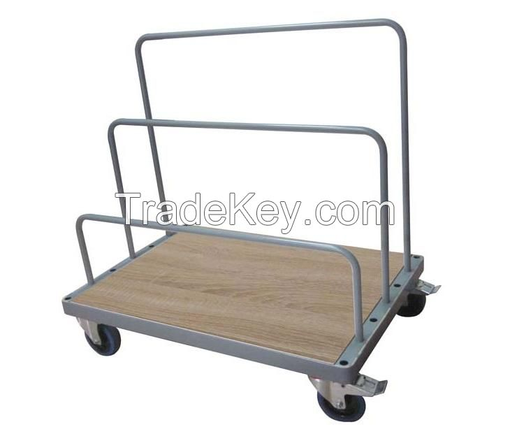 Assembly Platform Roll Hand Cart Truck Trolley knock down structure