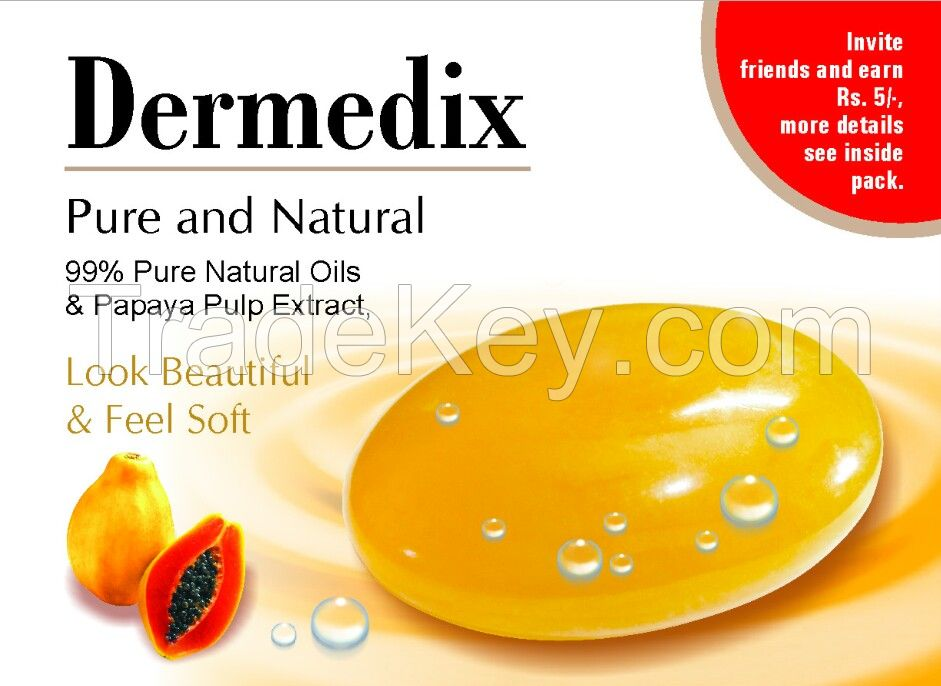 DERMEDIX BATHING SOAP