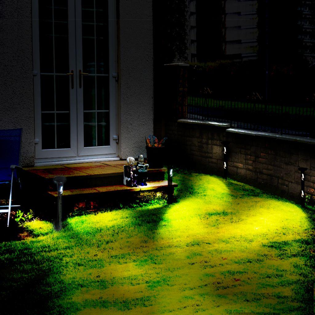 Solar pathway light new design solar lights waterproof