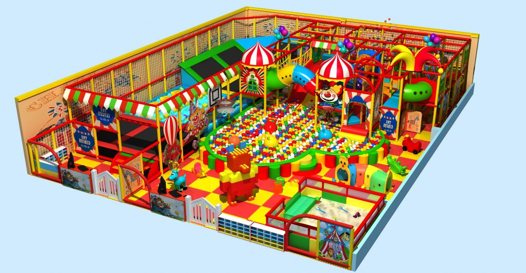high quality children's playground popular indoor playground for kids