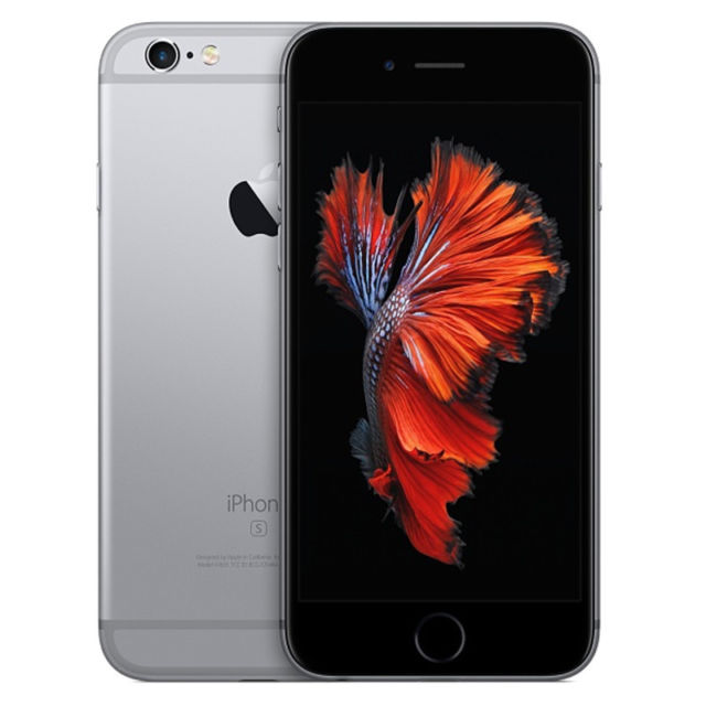 used iphone 6s,grey color