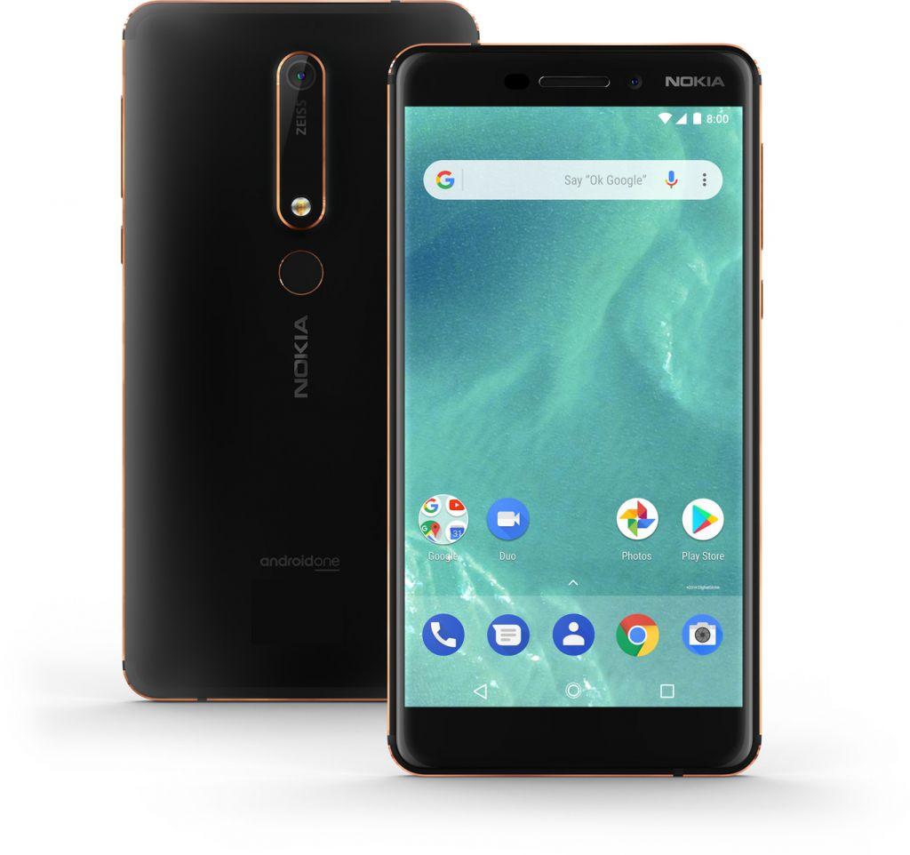 Used Nokia 6 Smart Phone