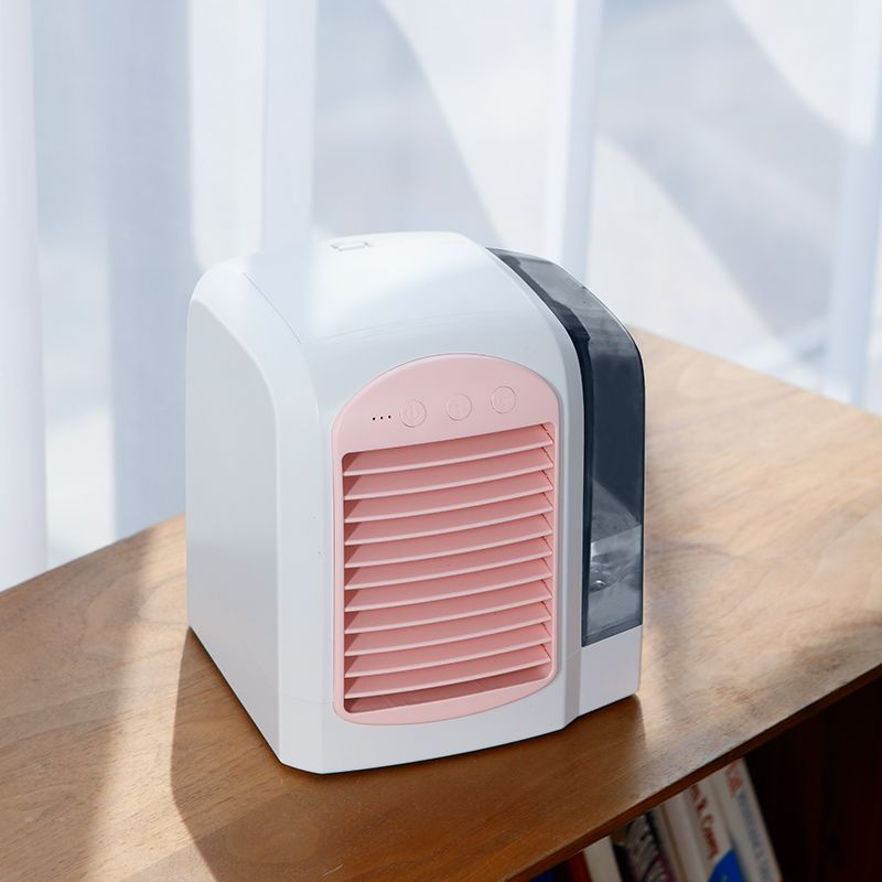 New Product Wholesale Mini Air Conditioner Water Air Cooling Fan Mini Humidifier Diffuser