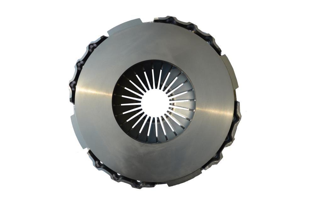 430mm clutch Shacman delong pressure plate DZ9114160026