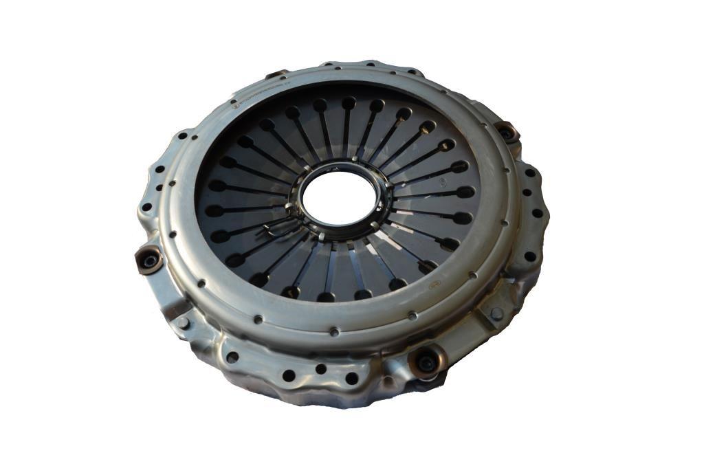 430mm clutch pressure plate Shacman delong DZ9114160034