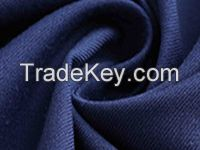 Classic Polyester Wool Blend Wool Suiting Fabric