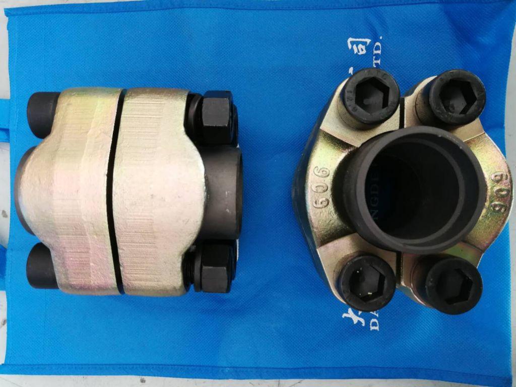 hydraulic hose hydraulic connecter
