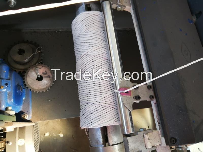 pp rope making machine