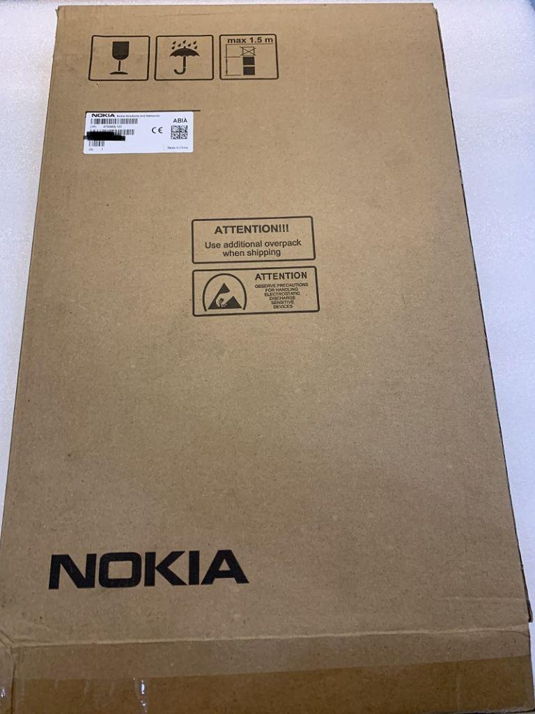 Nokia Siemens Networks GSM/EDGE BSS NSN ESMC 472059A.101 472059A.102 Flexi Multiradio System Module(36TRX) Base Station