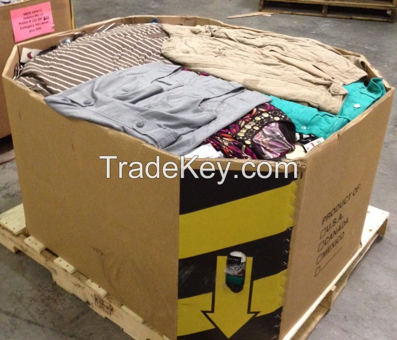 Womens NEW authentic designer Clothing Pallets