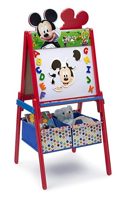 Mickey Mouse Activity Easel with Storage