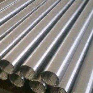 Supply high temperature resistant polished Gr1 Gr2 titanium tubes