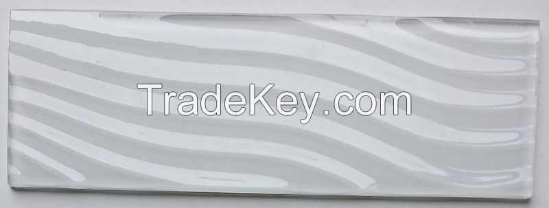 Glass Tile - MD-101412W1P