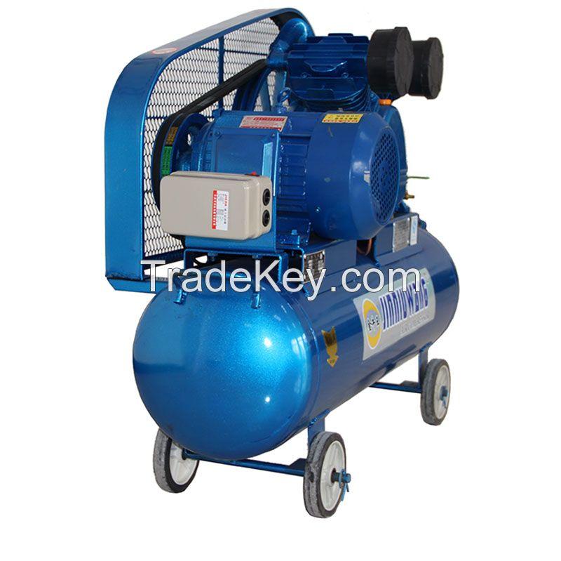 5HP 4KW 23.66CFM/ 147.4Gallon/LM 116Psi 0.67m3/min piston air compressor for sell
