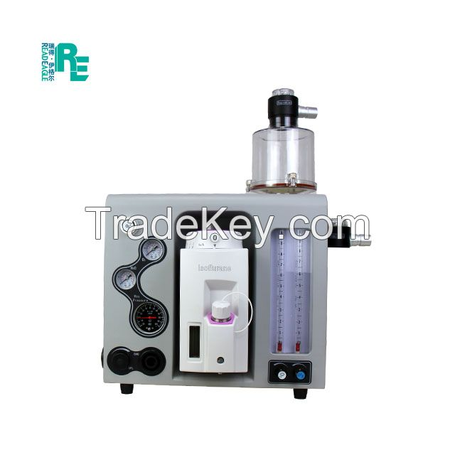 CE approved portable Anesthesia machine general veterinary anesthetic apparatus
