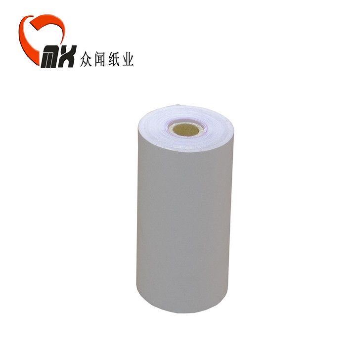 Manufacturers Price 2 Part Roll Security Payslip Ncr Carbonless Paper