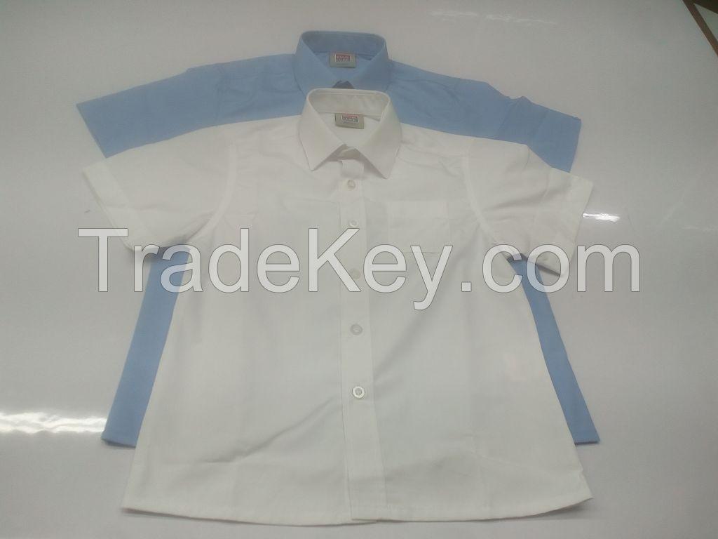 School Uniform Shirt and Blouse