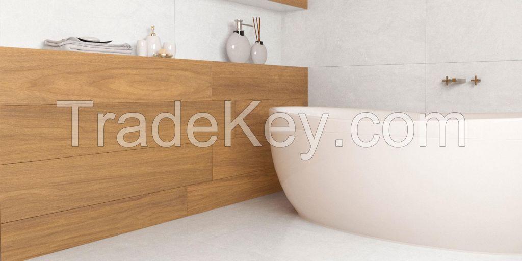 Porcelain tile - BARONESA AMENDOA - GLAZED (12 FACES)