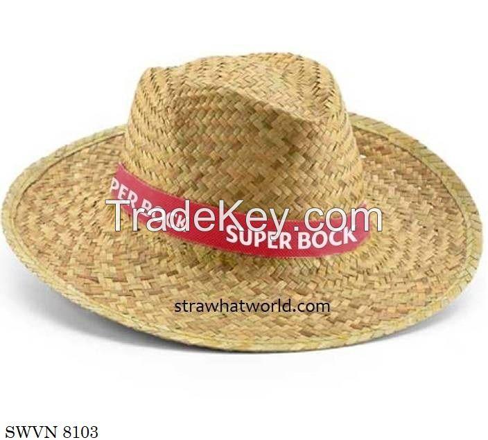 Zelio Straw Hat Vietnam Promotion, Factory Prices Zelio Straw Hat