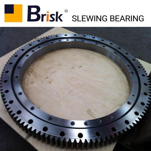 hunan brisk machinery co.,ltd supply ex200 swing bearing