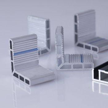 Customized high quality China solar aluminum frame