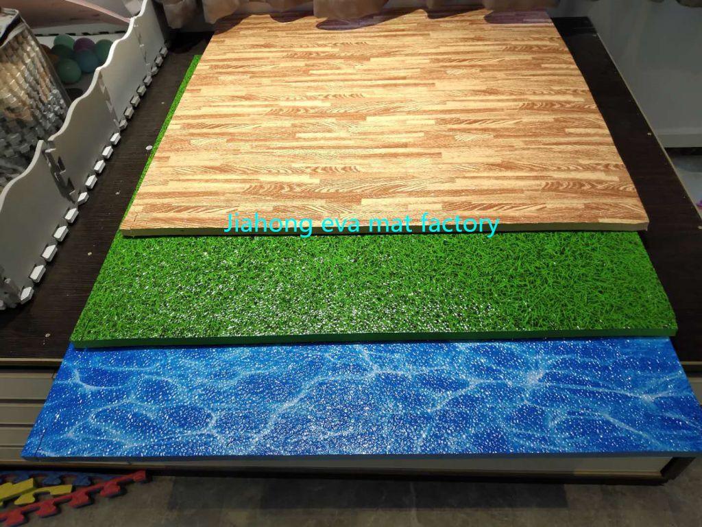 1m*1m taekwondo mat playground mat eva foam jigsaw mats