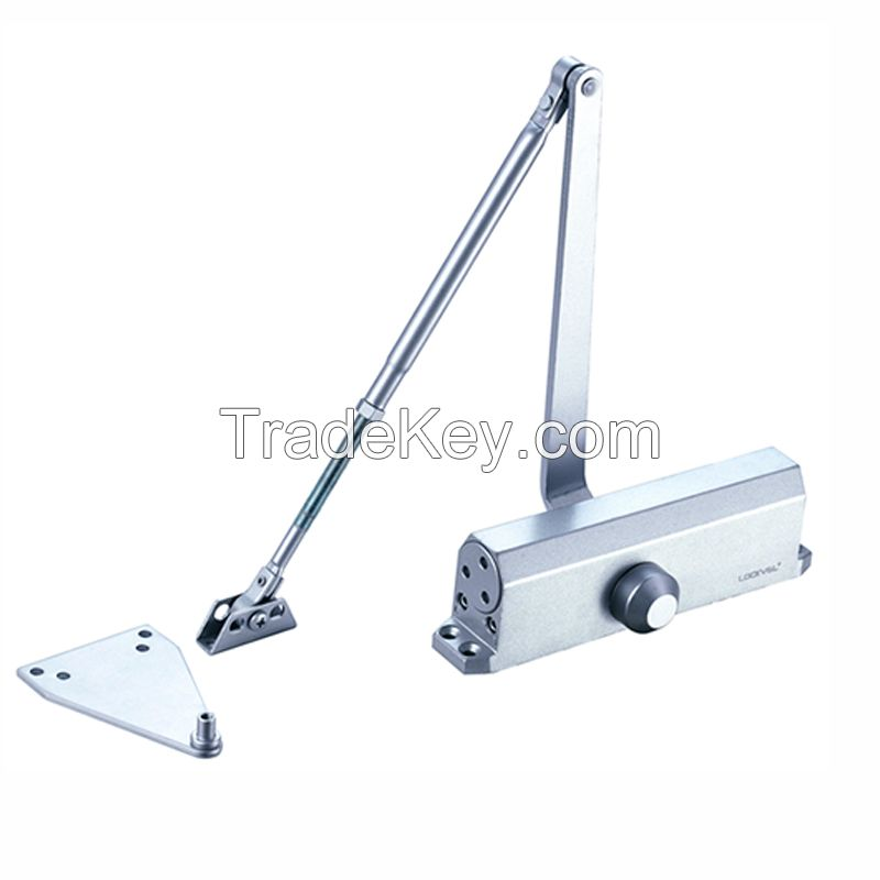 ANSI and UL Certified Commercial Overhead Door Closer