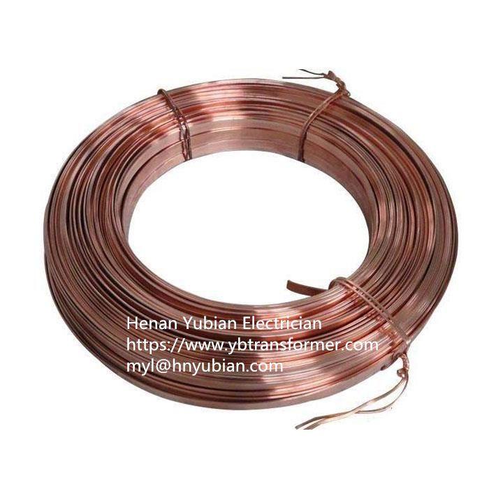 Copper Flat Wire