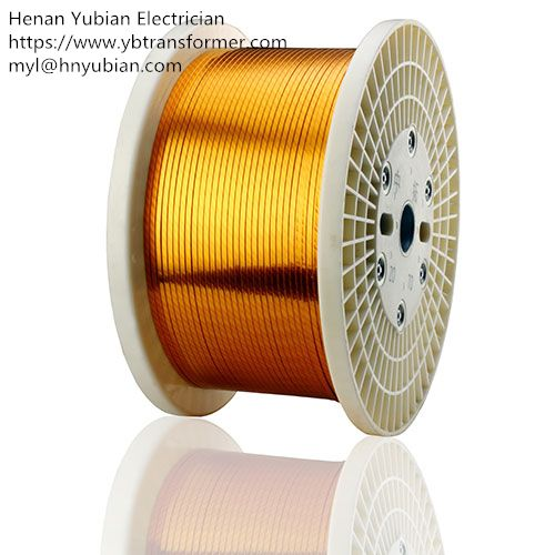Polyimide Thin Film Covered Wire