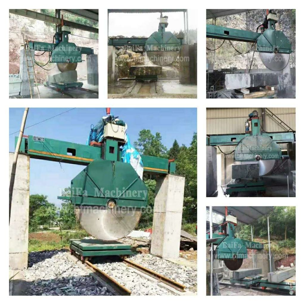 Stone Saw/ Granite Saw/ Granite Bridge Saw/ Stone Cutting Machine/ Cutting for Stone