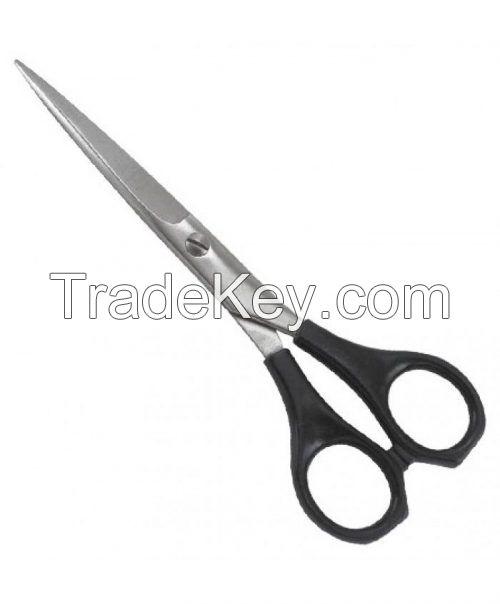 Hair cutting scissors.