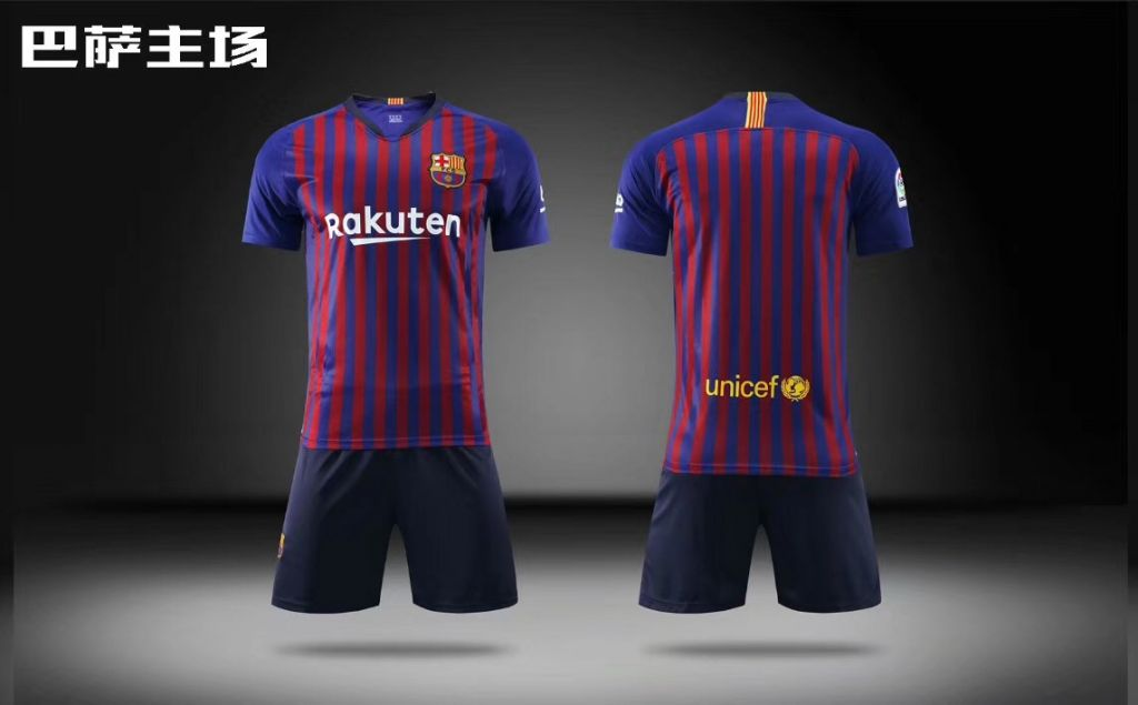 football/soccer uniforms