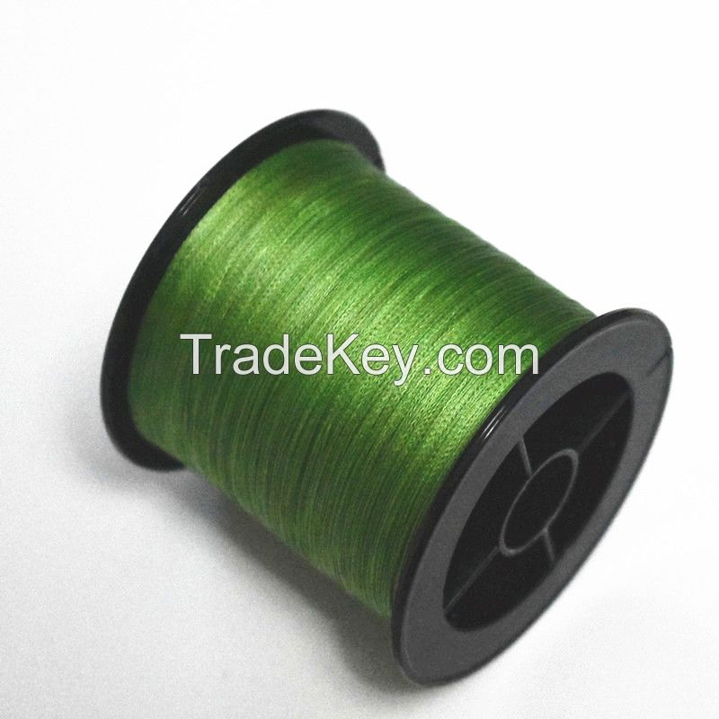 500m 4 strands braided fishing line PE PE line Multifilament Fishing Line 12LB-200LB