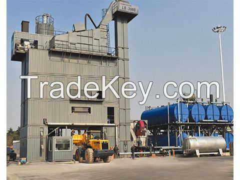 ENVIRONMENTAL COMPACT ASPHALT PLANT