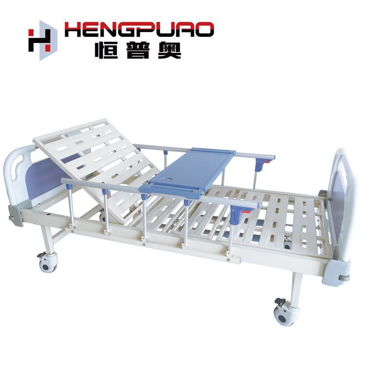 full size manual hospital bed for medicare patients
