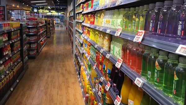 Supermarket Wifi Digital Epaper Price Tag System Electronic Shelf Label ESL