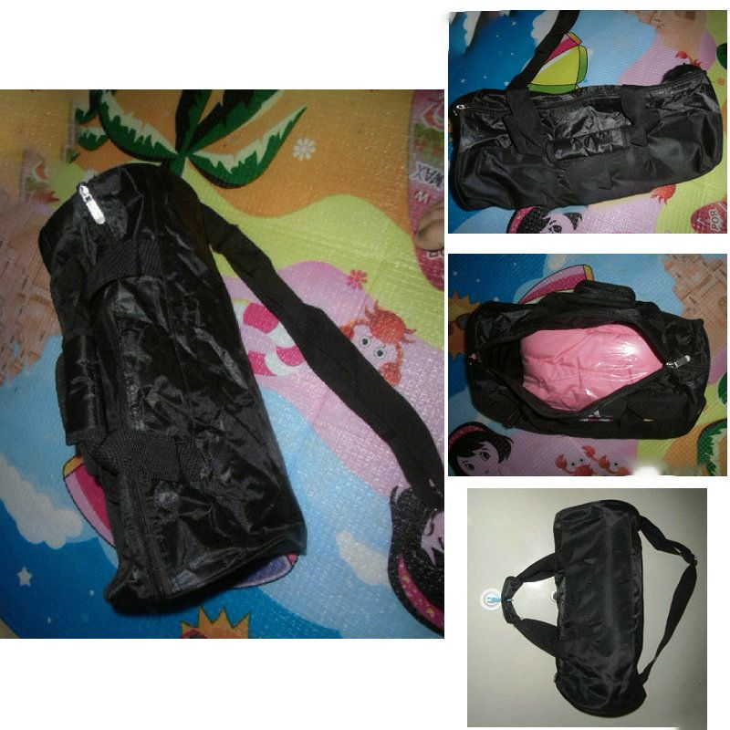 420 PVC  Duffel Luggage Gym Sports Duffle Travel Bag