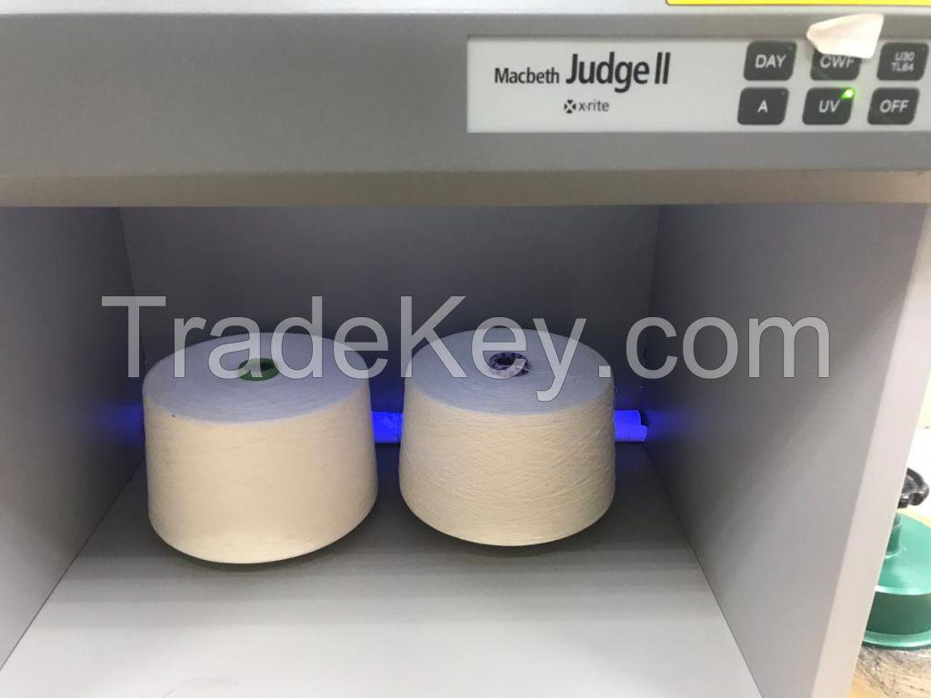 Cotton yarn, blended yarn,  CD,CM, CVC, TC, OE yarn