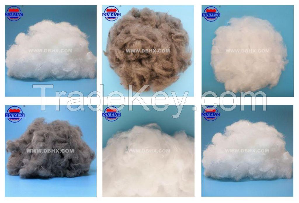 nylon staple fiber 1.5D-100D