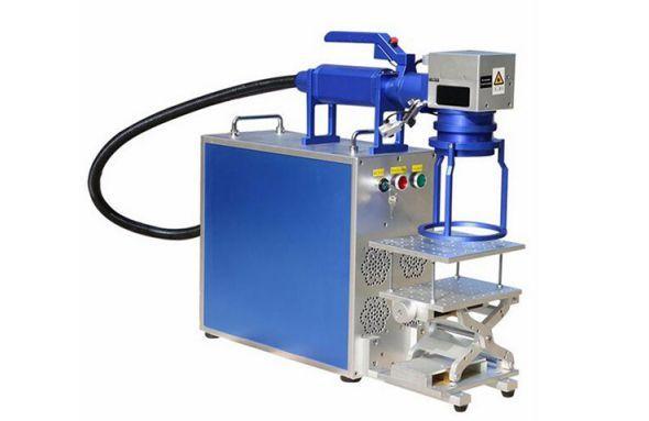USB Port Printer Fiber Laser Marking Machine Metal Engraver 20W Metal Engraving Machine