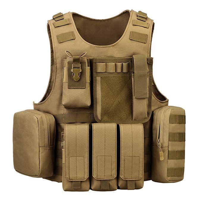 bulletproof body armor protection ballastic vest NIJ IIIa level past chesapeake test