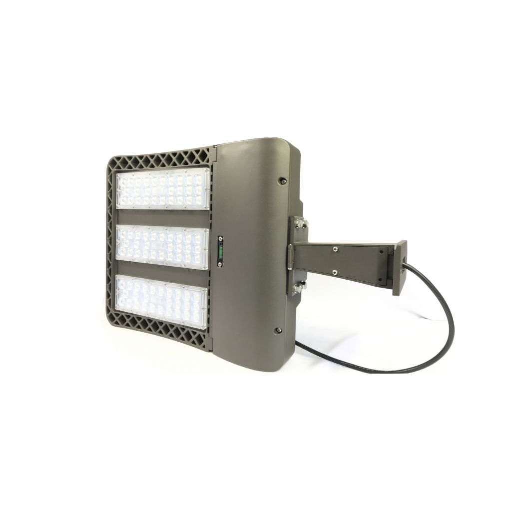 ETL DLC Premium Listed Professional Outdoor Parking Lot Area Lighting LED Shoe Box Shoebox Street Lamp Light
