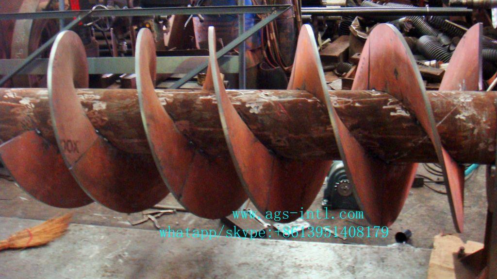conveyor screw fight