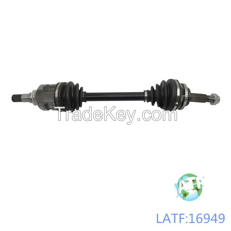 259222 Front Left CV Half Axle Drive Shaft Assembly for Toyota Corolla 1.6 Mt 830541