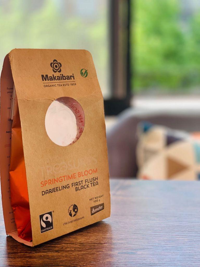 Makaibari Darjeeling First Flush Black Tea