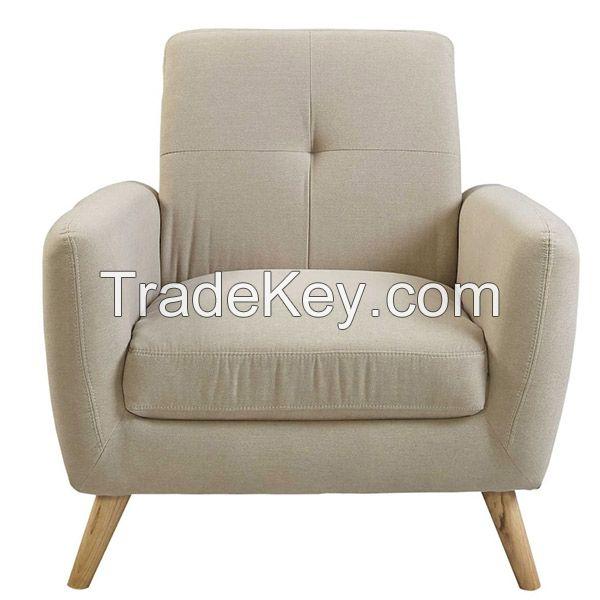 Birch Fabric Sofa