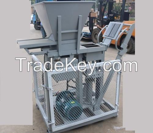 Interlock Block Making Machine