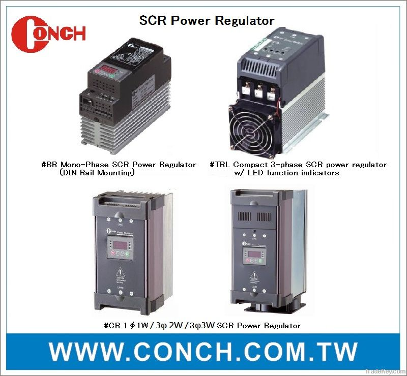 SCR power regulator (1-PHASE)